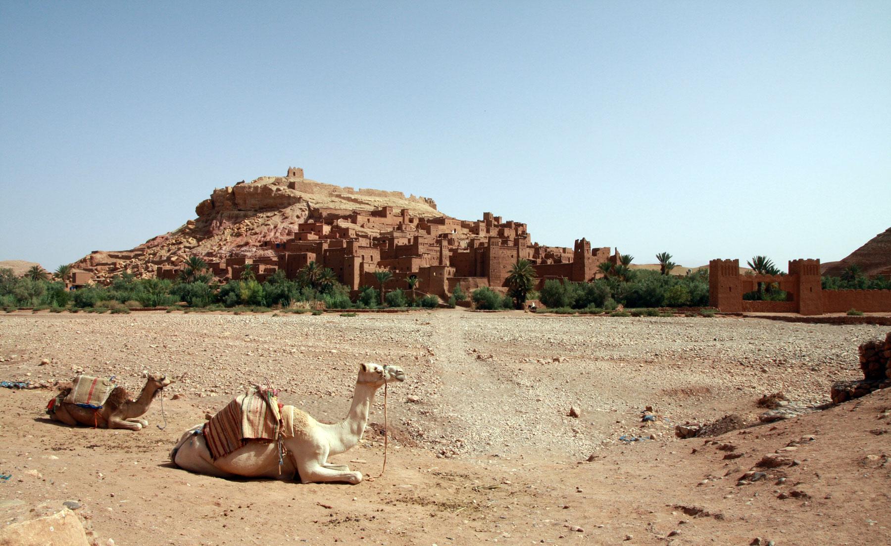 Puente de la Purísima en Marruecos